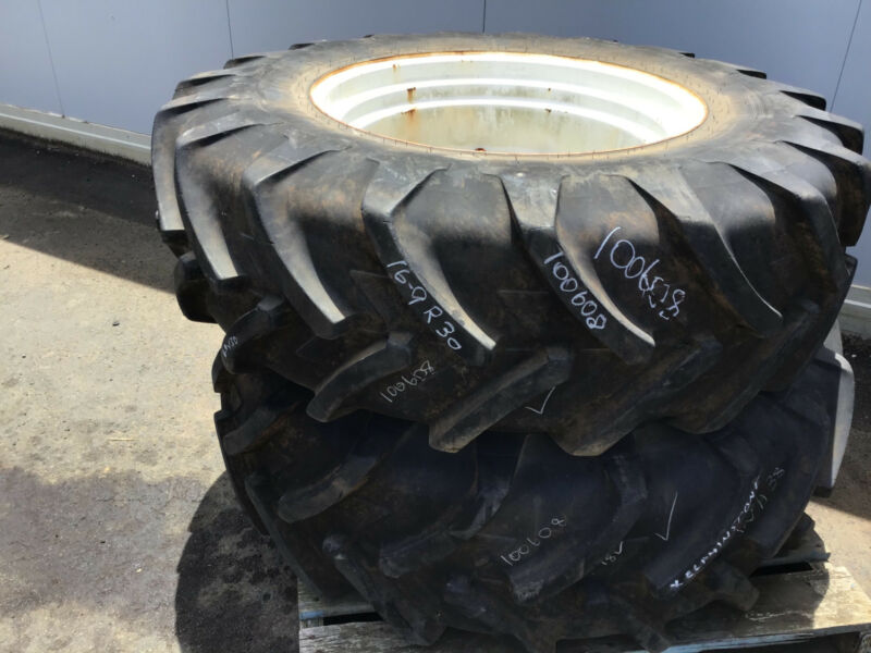 Tractor Tyres FWA/4WD